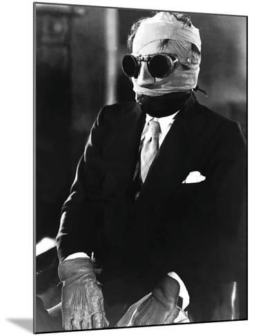 The Invisible Man, Claude Rains, 1933--Mounted Photo