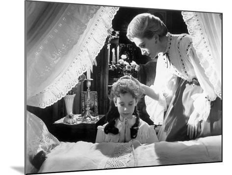 The Innocents, Pamela Franklin, Deborah Kerr, 1961--Mounted Photo