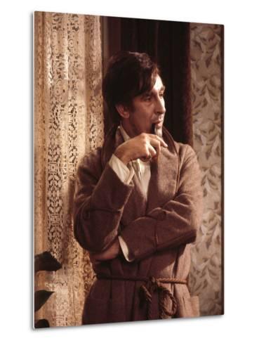 The Private Life Of Sherlock Holmes, Robert Stephens, 1970--Metal Print