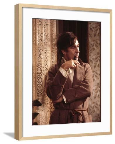 The Private Life Of Sherlock Holmes, Robert Stephens, 1970--Framed Art Print
