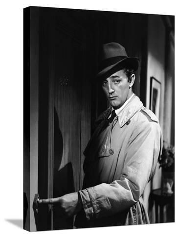 Out Of The Past, Robert Mitchum, 1947--Stretched Canvas Print