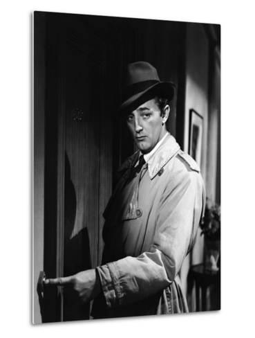 Out Of The Past, Robert Mitchum, 1947--Metal Print