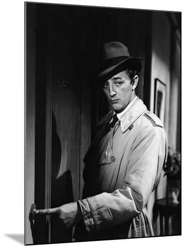 Out Of The Past, Robert Mitchum, 1947--Mounted Photo