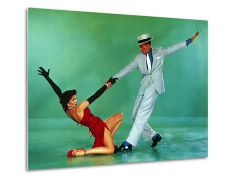 The Band Wagon, Cyd Charisse, Fred Astaire, 1953--Metal Print