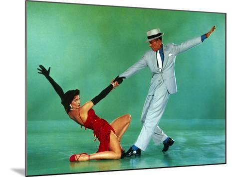The Band Wagon, Cyd Charisse, Fred Astaire, 1953--Mounted Photo