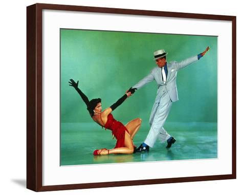 The Band Wagon, Cyd Charisse, Fred Astaire, 1953--Framed Art Print