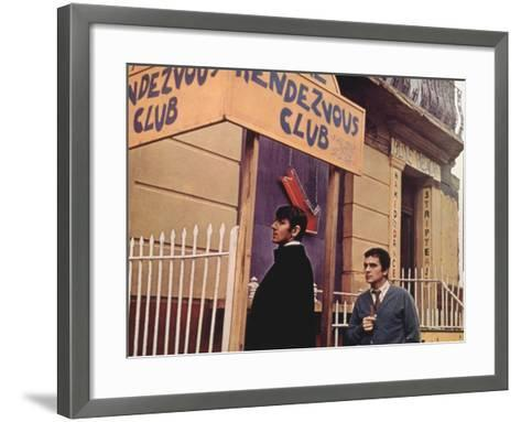 Bedazzled, Peter Cook, Dudley Moore, 1967--Framed Art Print