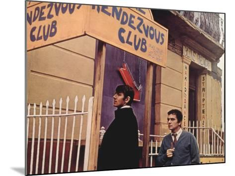 Bedazzled, Peter Cook, Dudley Moore, 1967--Mounted Photo