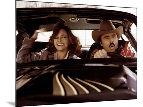 Smokey And The Bandit, Sally Field, Burt Reynolds, 1977--Mounted Photo