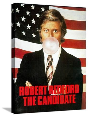 The Candidate, 1972, Robert Redford--Stretched Canvas Print