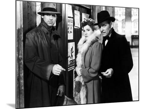 The Talk Of The Town, Cary Grant, Jean Arthur, Ronald Colman, 1942--Mounted Photo