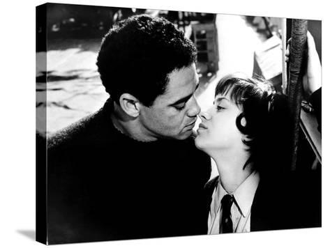 A Taste Of Honey, Paul Danquah, Rita Tushingham, 1961--Stretched Canvas Print
