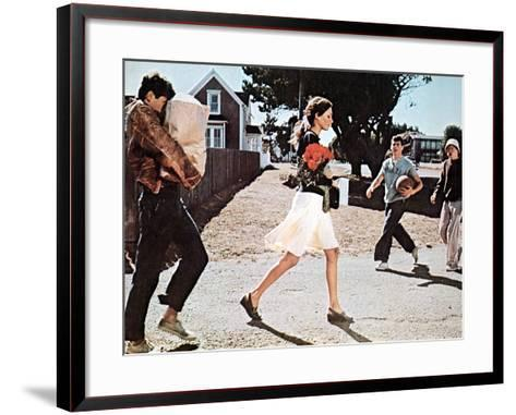 Summer Of '42, Gary Grimes, Jennifer O'Neill, Jerry Houser, Oliver Conant, 1971--Framed Art Print