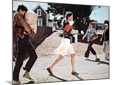 Summer Of '42, Gary Grimes, Jennifer O'Neill, Jerry Houser, Oliver Conant, 1971--Mounted Photo