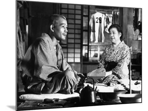 Tokyo Story, (AKA Tokyo Monogatari), Chishu Ryu, Chieko Higashiyama, 1953--Mounted Photo