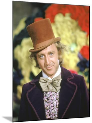 Willy Wonka And The Chocolate Factory, Gene Wilder, 1971--Mounted Photo