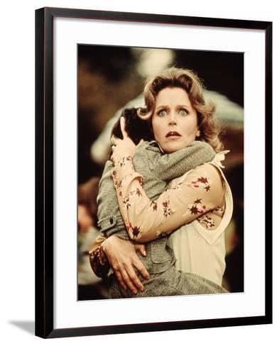 The Omen, Harvey Stephens, Lee Remick, 1976--Framed Art Print
