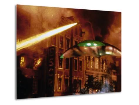 The War Of The Worlds, 1953--Metal Print