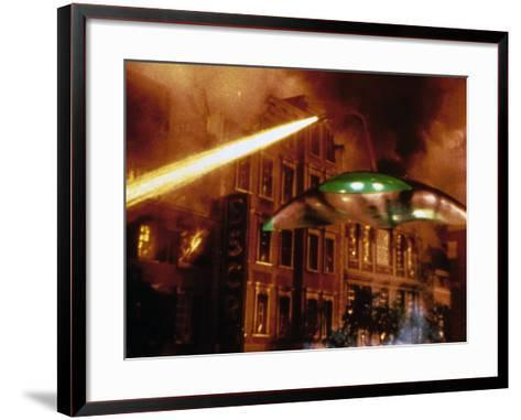 The War Of The Worlds, 1953--Framed Art Print