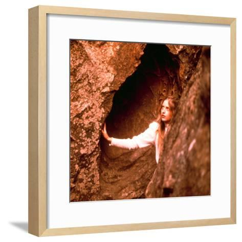 Picnic At Hanging Rock, Anne -Louise Lambert, 1975--Framed Art Print