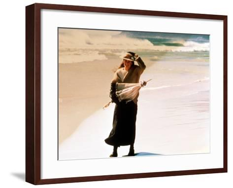 Ryan's Daughter, Sarah Miles, 1970--Framed Art Print