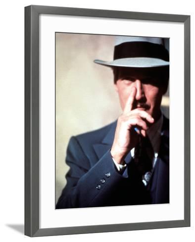 The Sting, Paul Newman, 1973--Framed Art Print