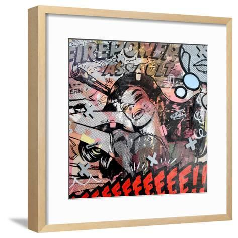 Eighteen-Dan Monteavaro-Framed Art Print