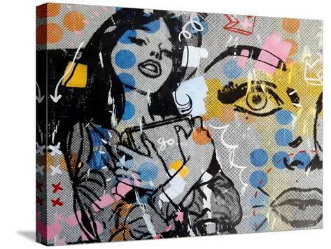Go!-Dan Monteavaro-Stretched Canvas Print