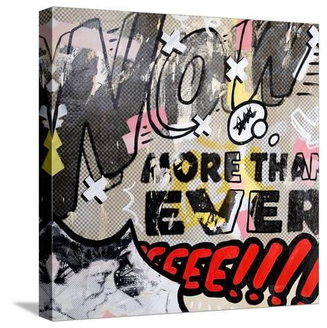 More than ever-Dan Monteavaro-Stretched Canvas Print
