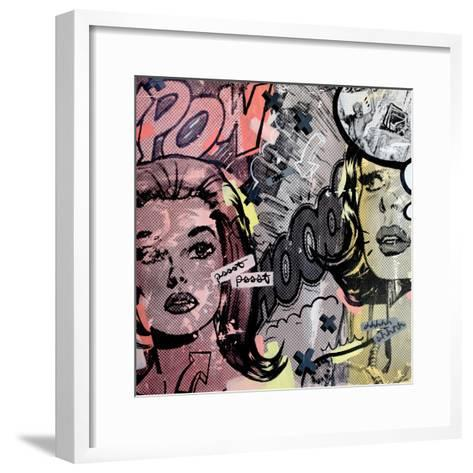 War Story-Dan Monteavaro-Framed Art Print