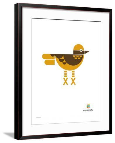 Wee Alphas, Xavier the Xenops-Wee Society-Framed Art Print