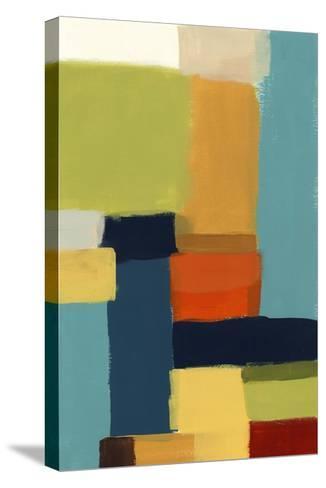 Metro Palette II-Erica J^ Vess-Stretched Canvas Print