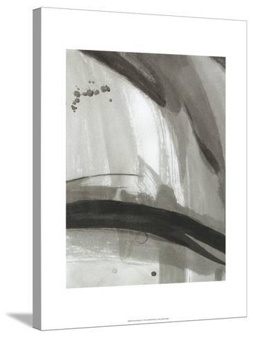 Ink Abstract II-Ethan Harper-Stretched Canvas Print