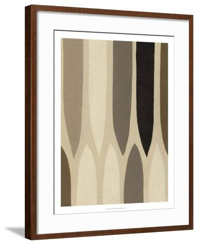 Inter Lock I-Erica J^ Vess-Framed Art Print
