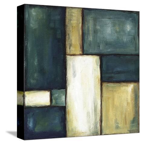 Cobalt I-Chariklia Zarris-Stretched Canvas Print