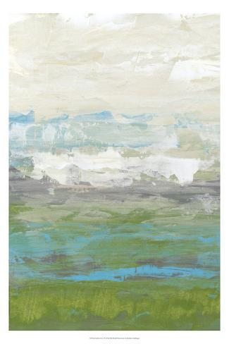 Heather Seas I-Jennifer Goldberger-Stretched Canvas Print