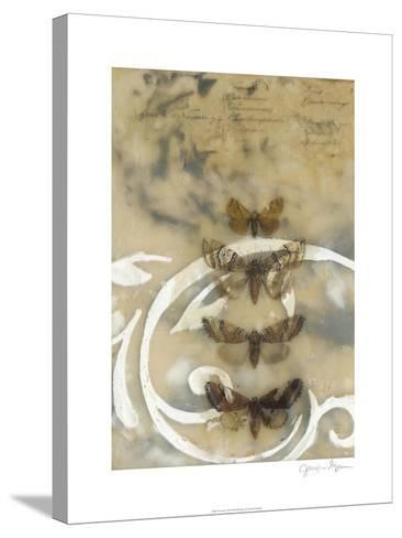 Nocturnes I-Jennifer Goldberger-Stretched Canvas Print