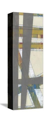 Primary Industry I-Jennifer Goldberger-Stretched Canvas Print
