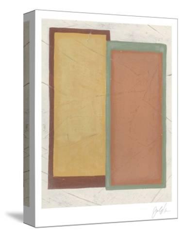 Demitasse IV-June Vess-Stretched Canvas Print