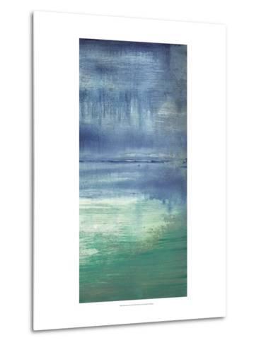 Blue Bayou II-Jennifer Goldberger-Metal Print