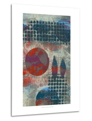 Stellar Orbit II-Jennifer Goldberger-Metal Print