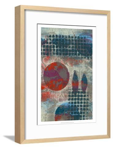 Stellar Orbit II-Jennifer Goldberger-Framed Art Print