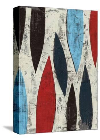 Docked II-Jennifer Goldberger-Stretched Canvas Print