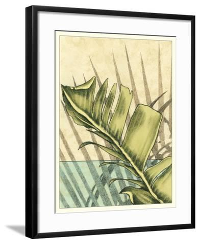 Tropical Shade I-Ethan Harper-Framed Art Print