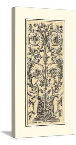 Renaissance Panel I-Owen Jones-Stretched Canvas Print