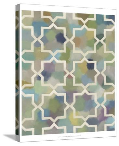Random Symmetry II-Chariklia Zarris-Stretched Canvas Print