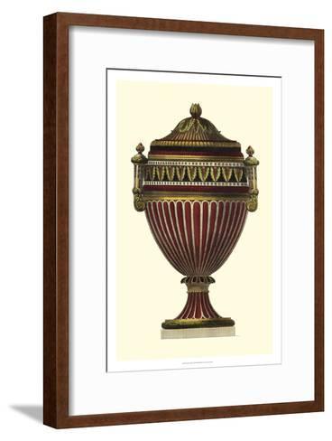 Empire Urn II-Vision Studio-Framed Art Print