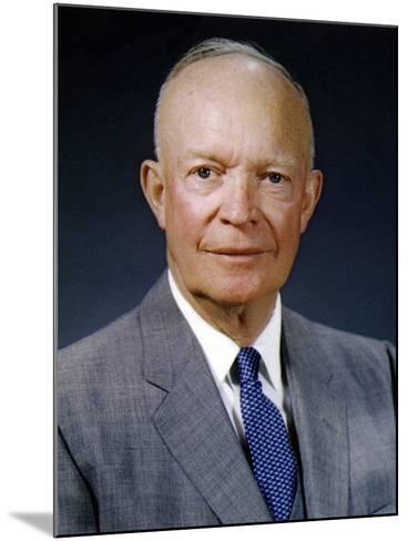President Dwight Eisenhower, May 29, 1959--Mounted Photo