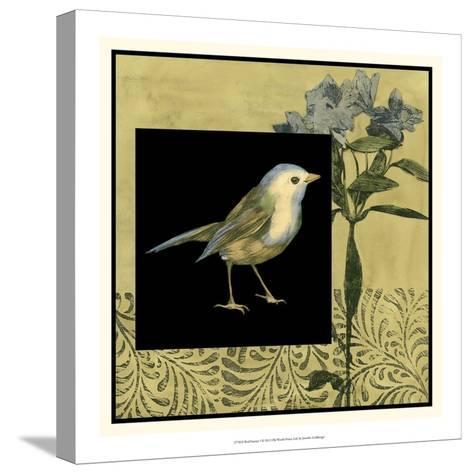 Bird Fantasy I-Jennifer Goldberger-Stretched Canvas Print