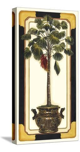 Peaceful Palm II-Deborah Bookman-Stretched Canvas Print